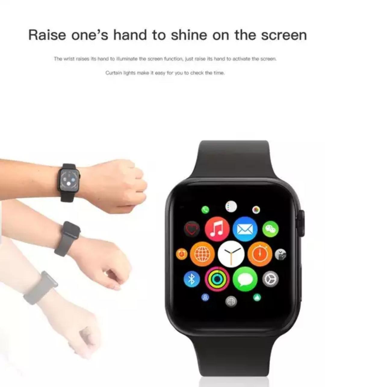 ساعت هوشمند مدل W55 2020 main 1 3