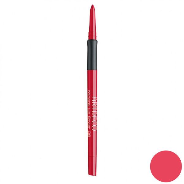 مداد لب آرت دکو مدل Mineral شماره 09