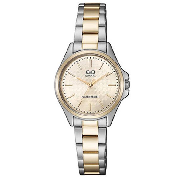 خرید و قیمت                       ساعت مچی  زنانه کیو اند کیو مدل qa07j400y