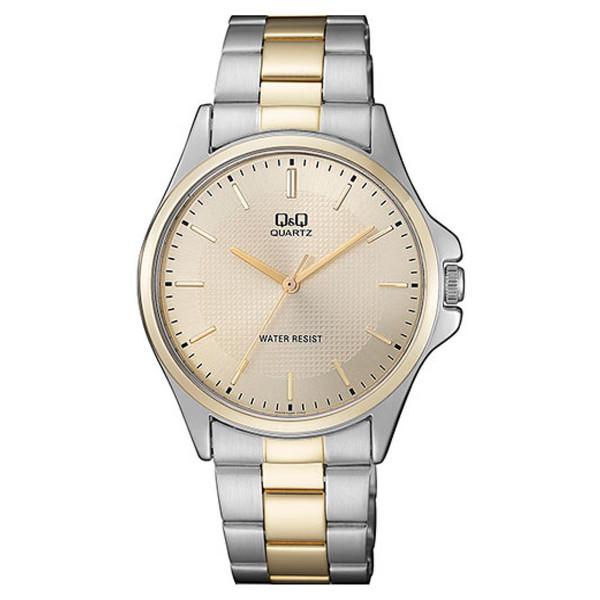 ساعت مچی عقربه ای مردانه کیو اند کیو مدل qa06j400y