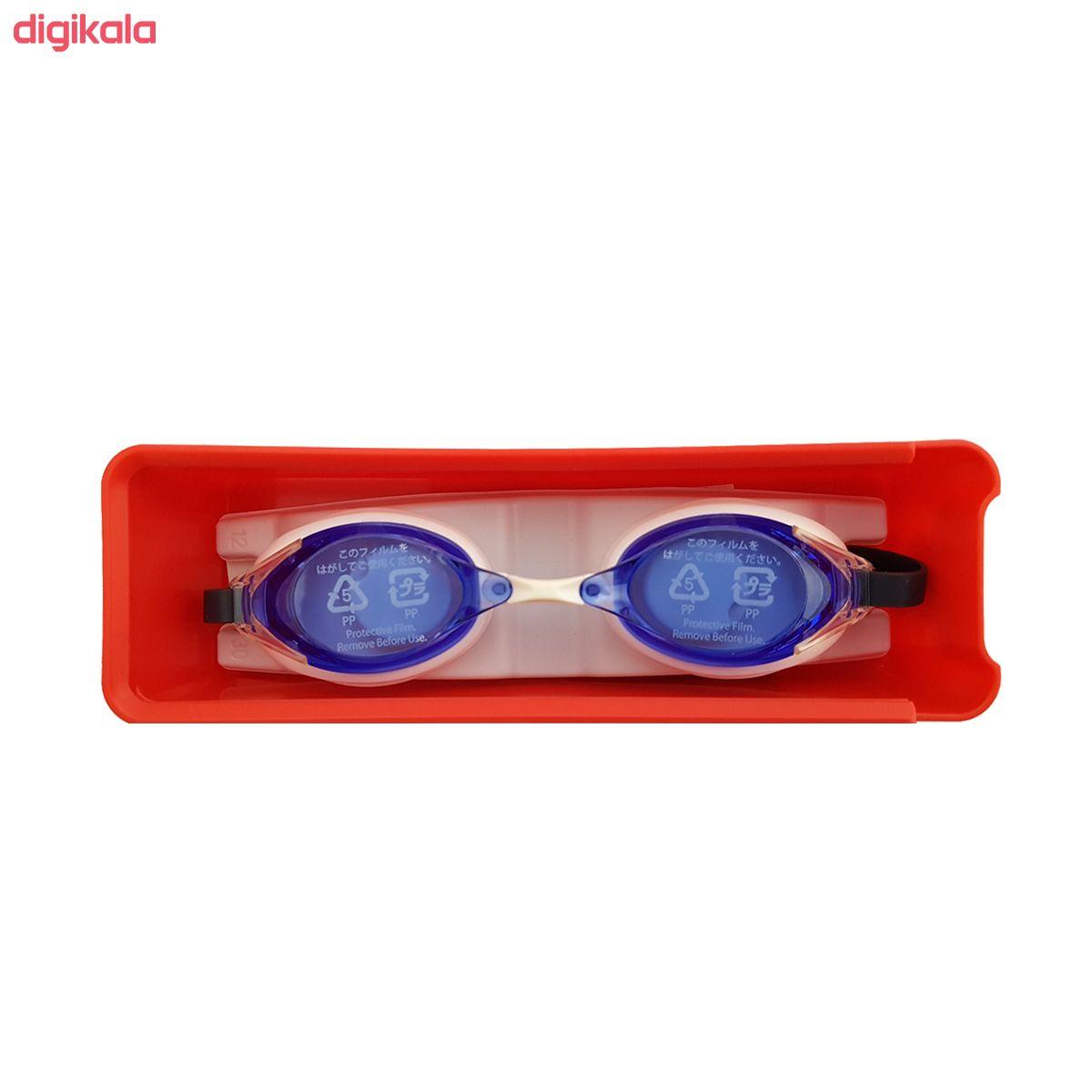 عینک شنا سوانز مدل SR-2N-BL main 1 4