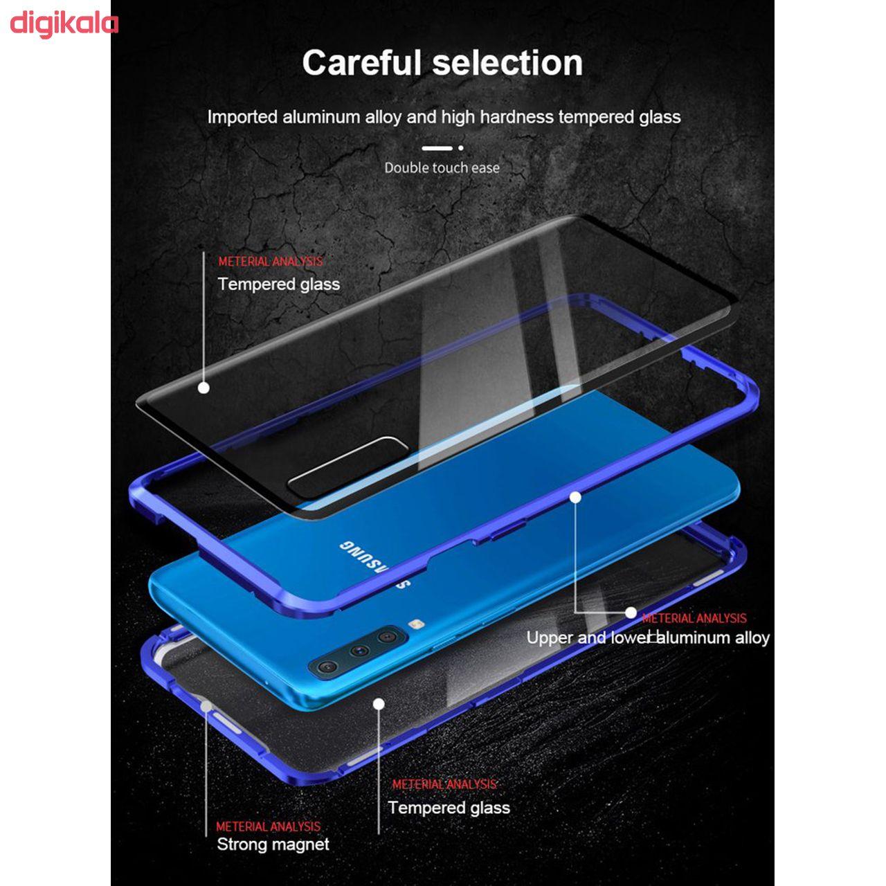 کاور 360 درجه مدل P MAG مناسب برای گوشی موبایل سامسونگ Galaxy A50/A50s/a30s