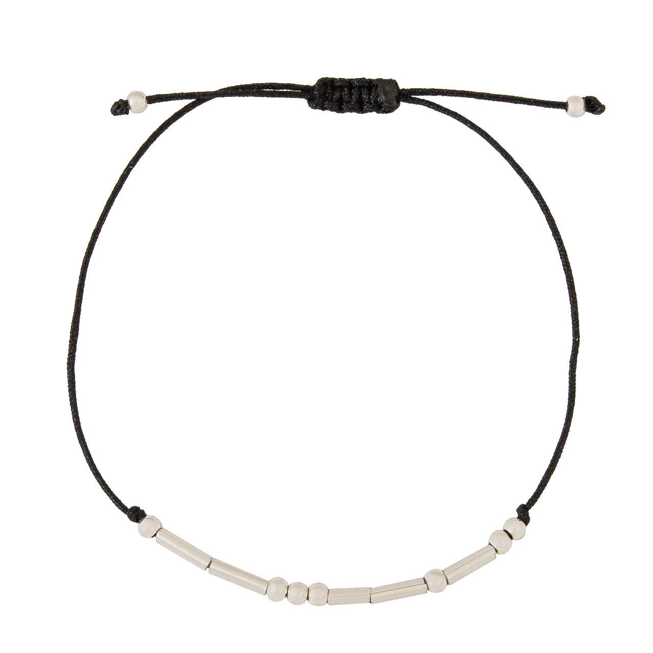 دستبند نقره کد JOU004