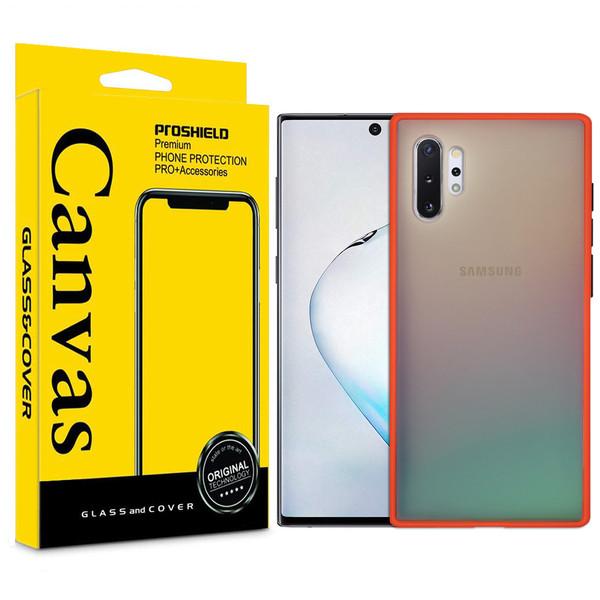 کاور کانواس مدل BMH-01 مناسب برای گوشی موبایل سامسونگ Galaxy Note10