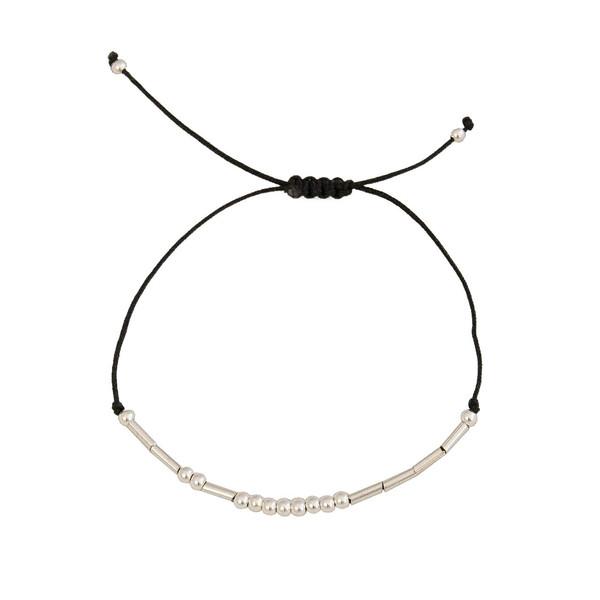 دستبند نقره کد JOU001