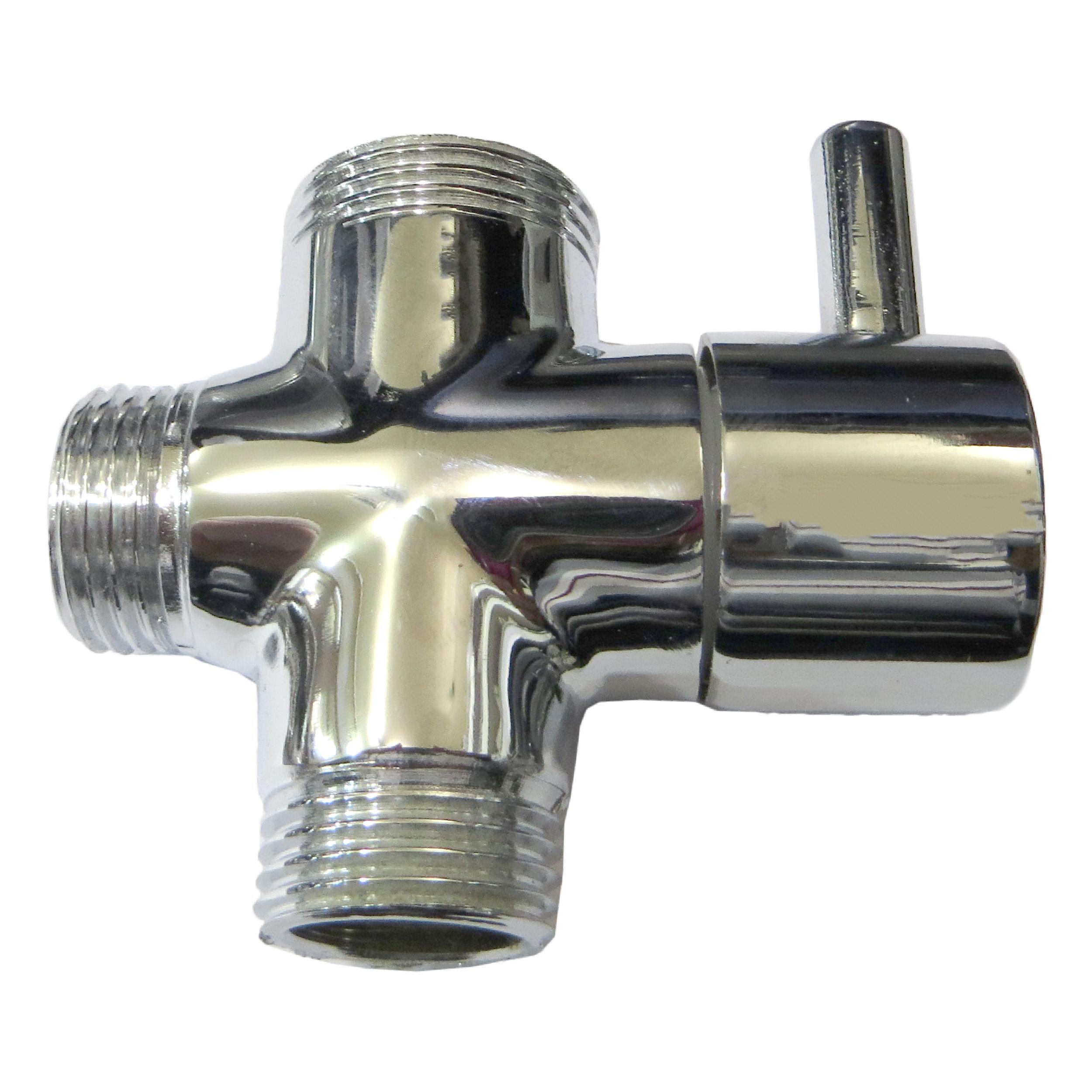 سه راه دوش حمام آرش مدل tenso1              ( قیمت عمده )