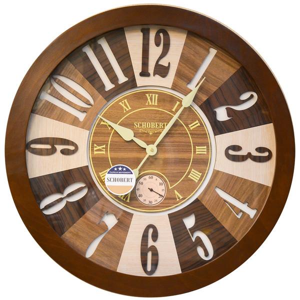 ساعت دیواری شوبرت مدل 6114