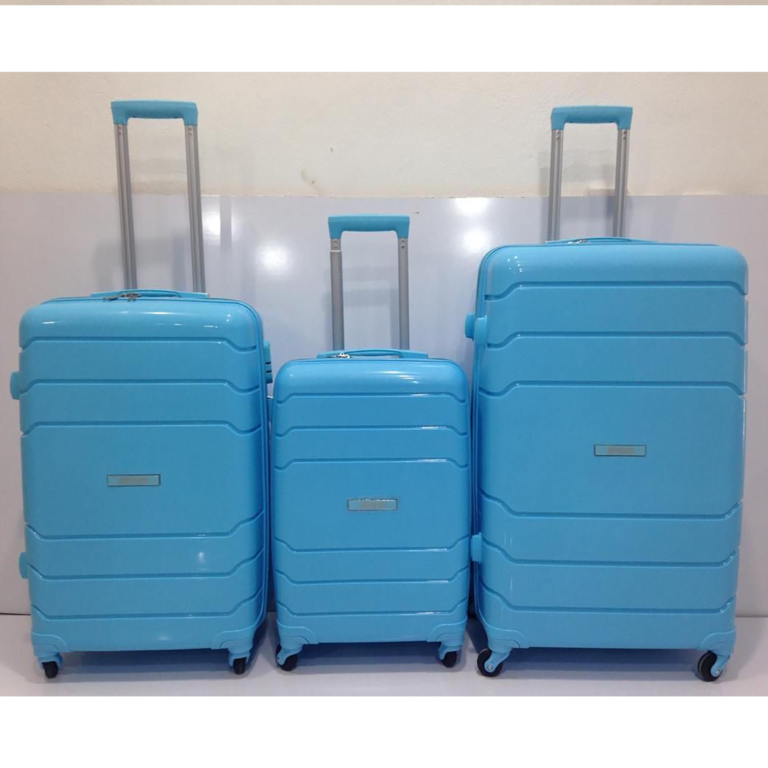 مجموعه سه عددی چمدان اسپید کد B016 main 1 11
