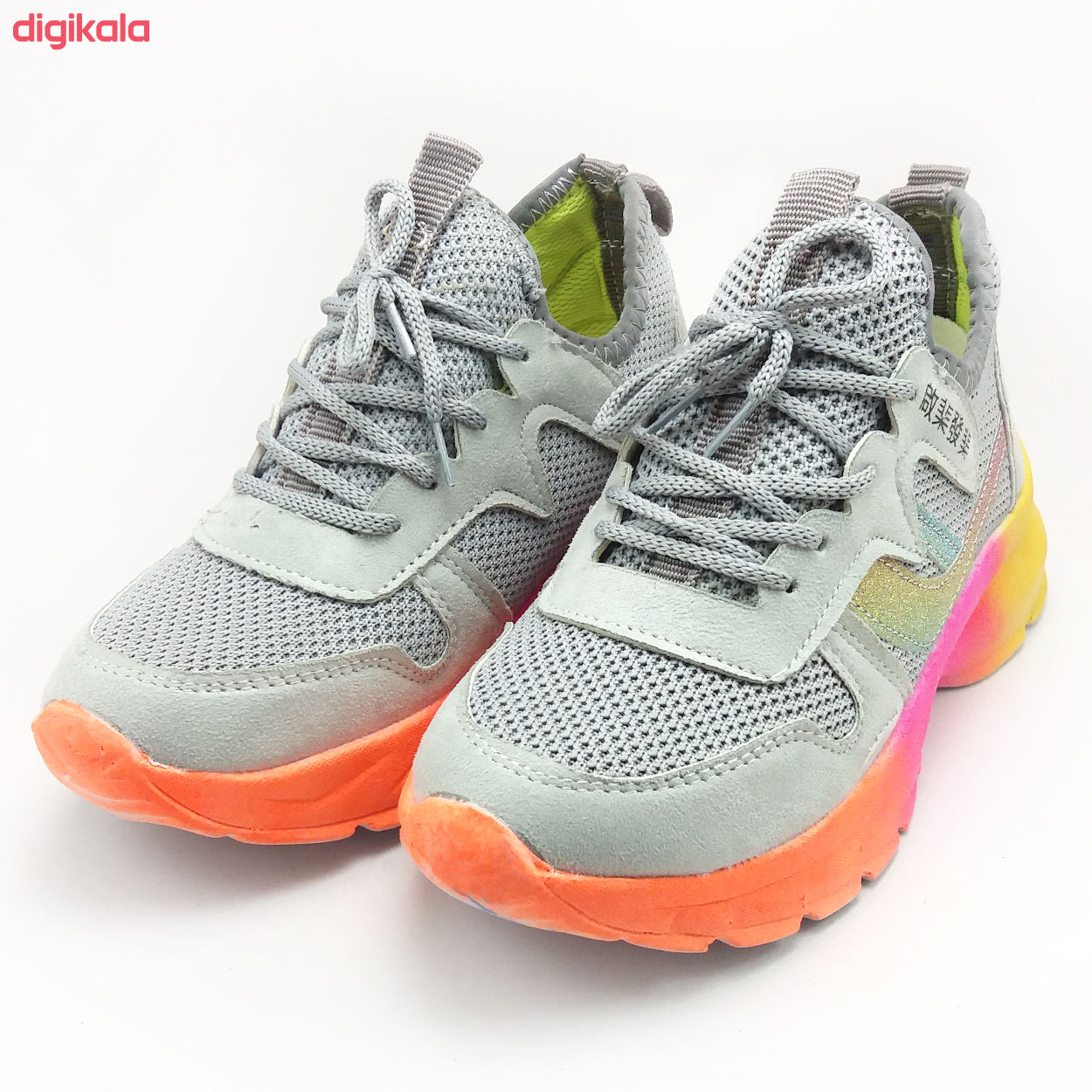 کفش مخصوص پیاده روی نه مدل حدیث کد 126
