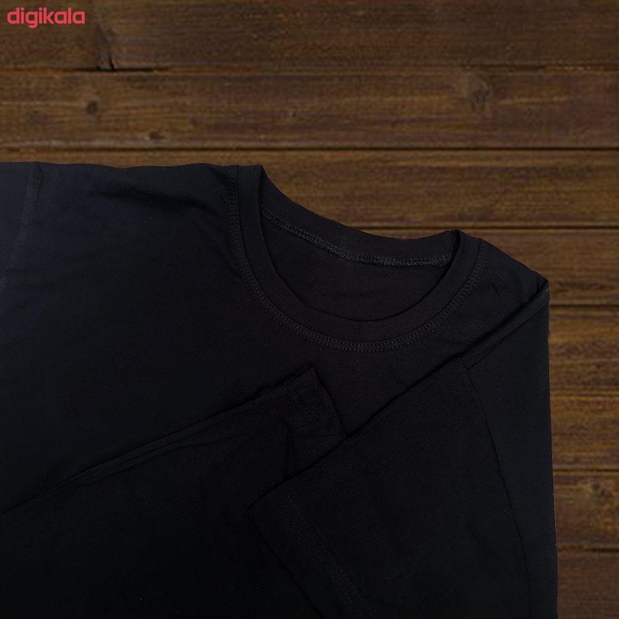 تی شرت مردانهطرح مشتکد mo47