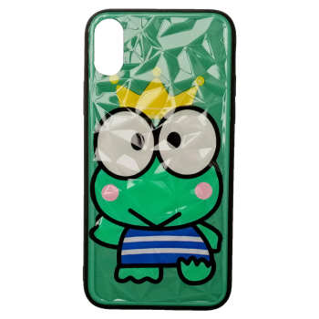 کاور طرح Princess Frog مدل N11 مناسب برای گوشی موبایل اپل iphone X / Xs