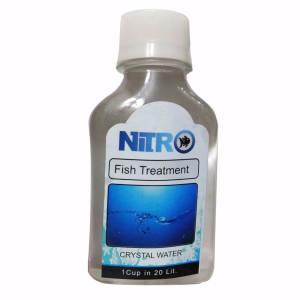 محلول شفاف کننده آب آکواریوم نیترو مدل D7 حجم 70 میلی لیتر