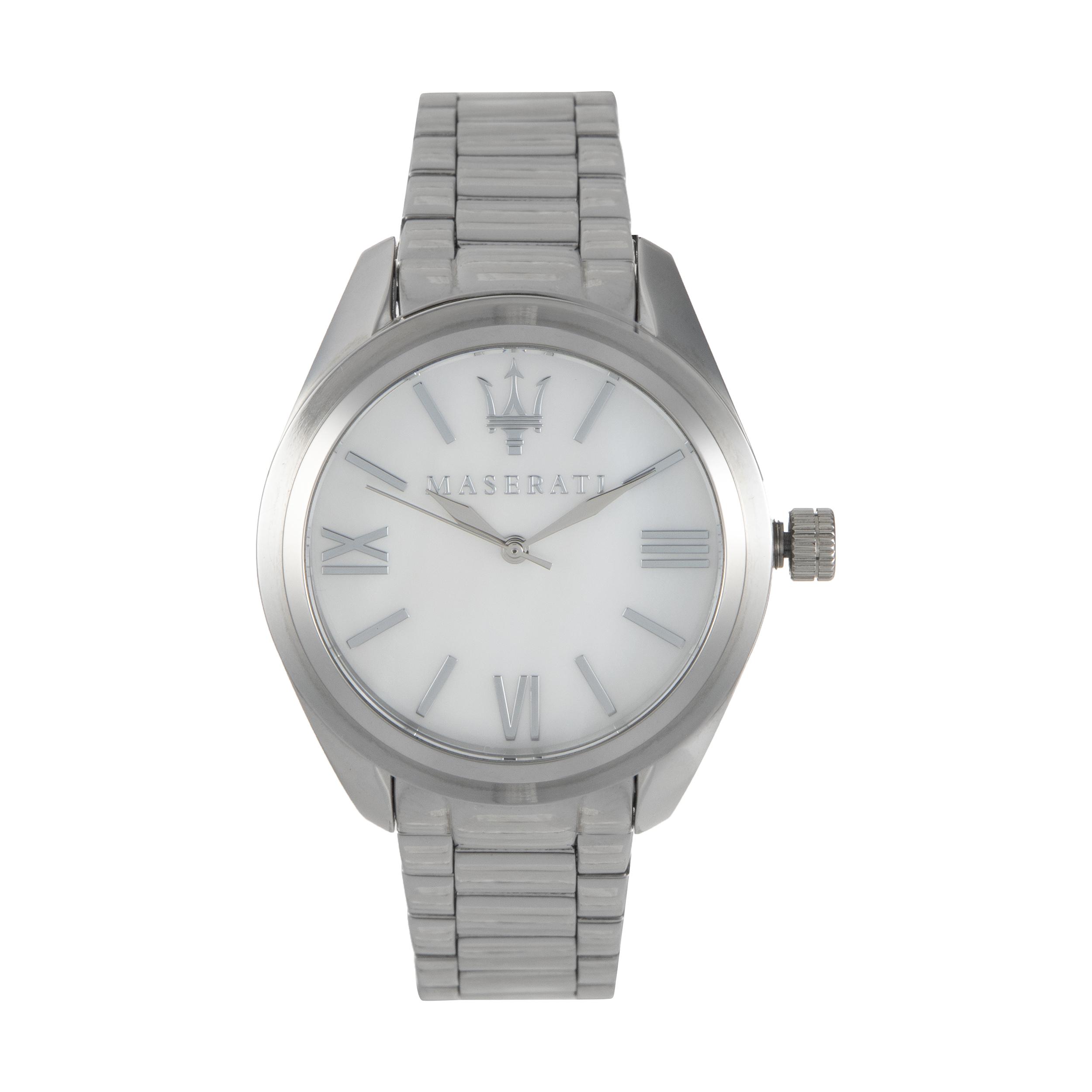 ساعت مچی عقربه ای مردانه مازراتی مدل R8853112501