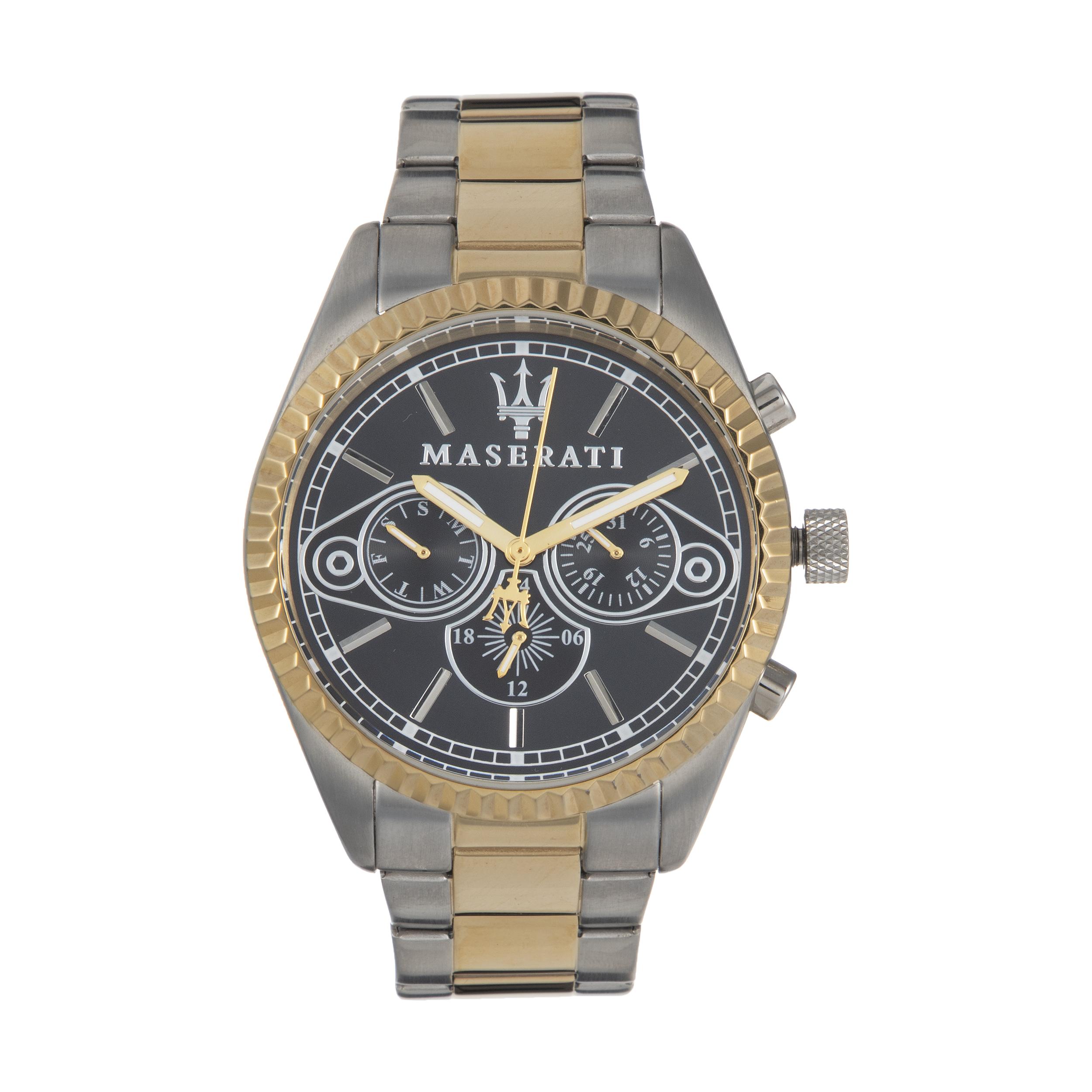 ساعت مچی عقربه ای مردانه مازراتی مدل R8853100008