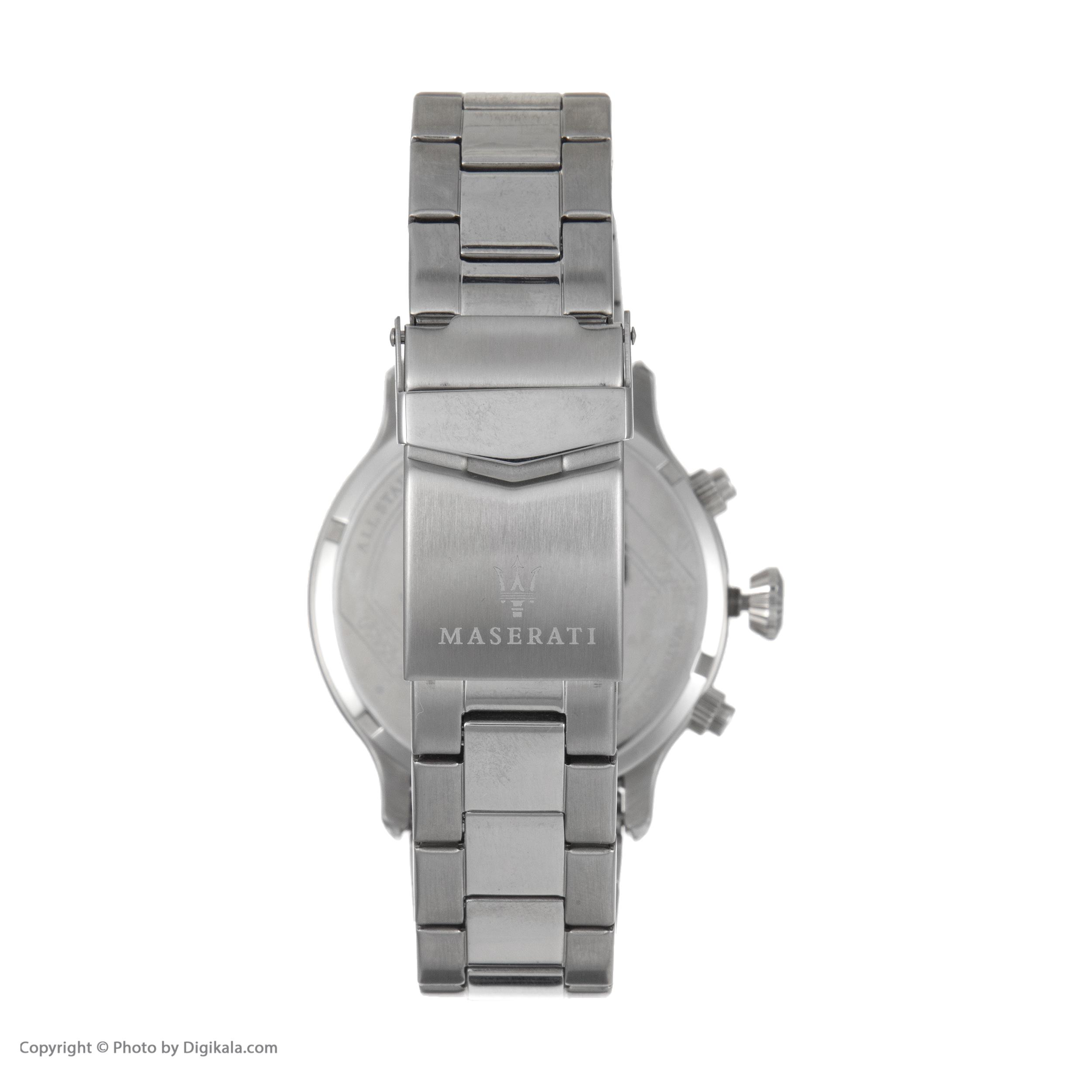 خرید                      ساعت مچی عقربه ای مردانه مازراتی مدل R8873618002
