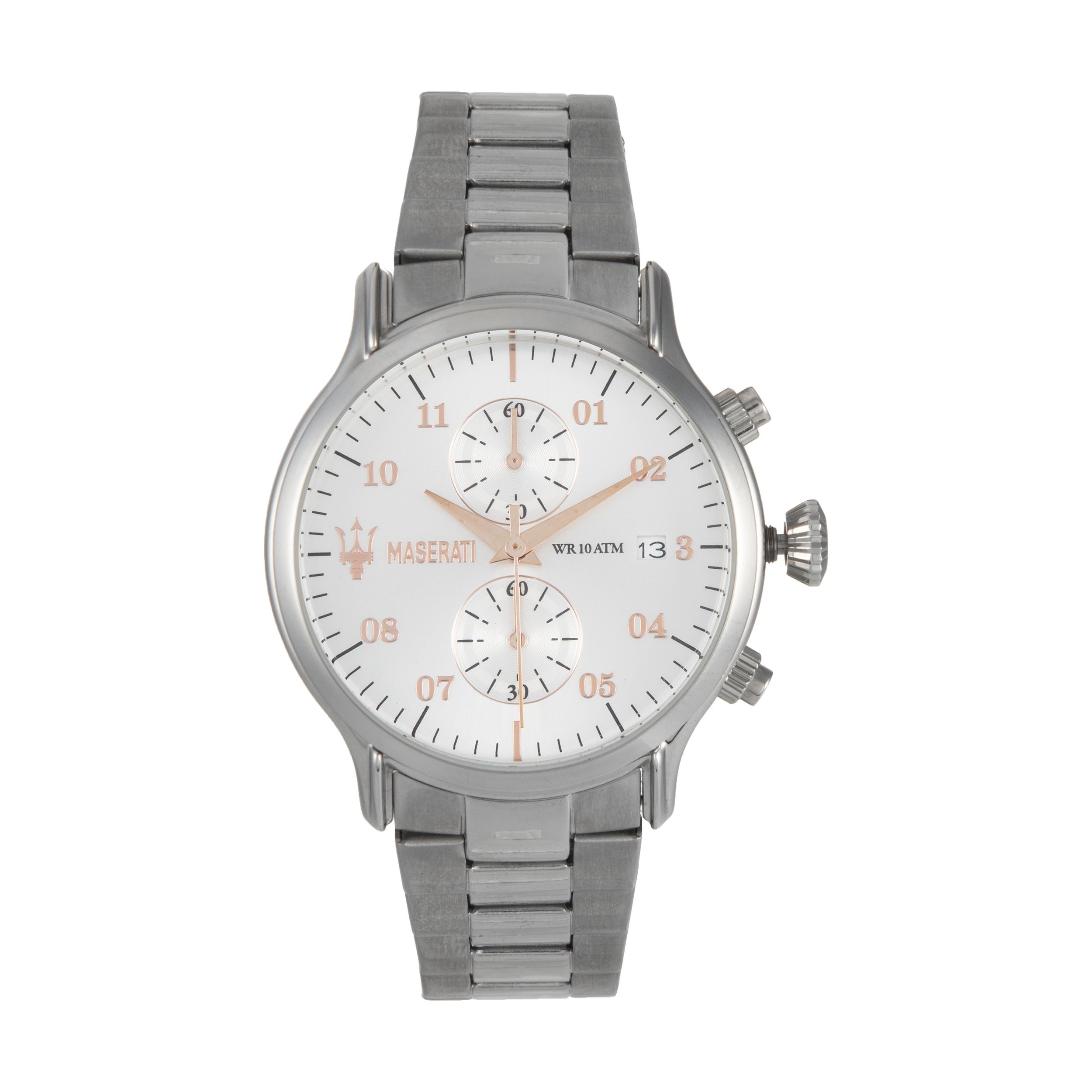 ساعت مچی عقربه ای مردانه مازراتی مدل R8873618002