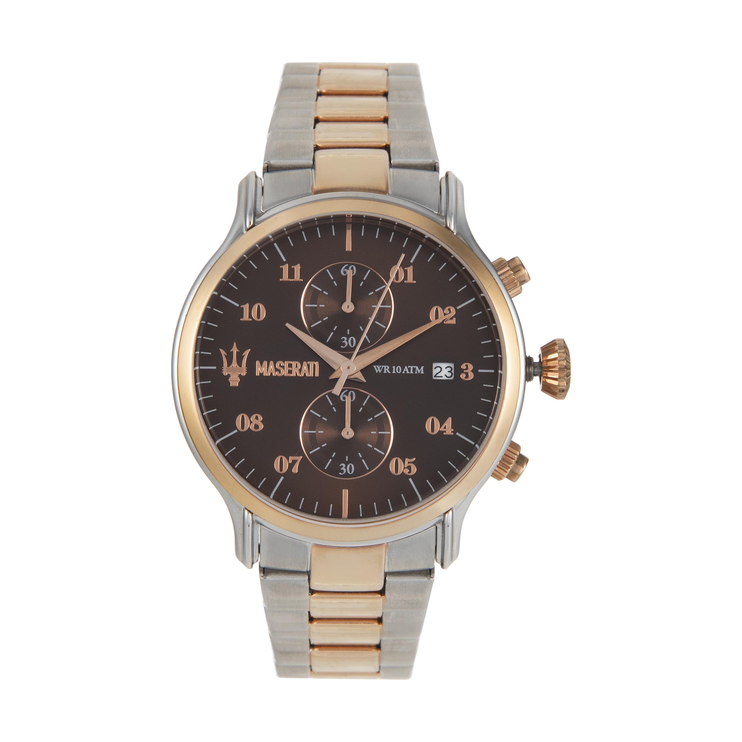 ساعت مچی عقربه ای مردانه مازراتی مدل R8873618001