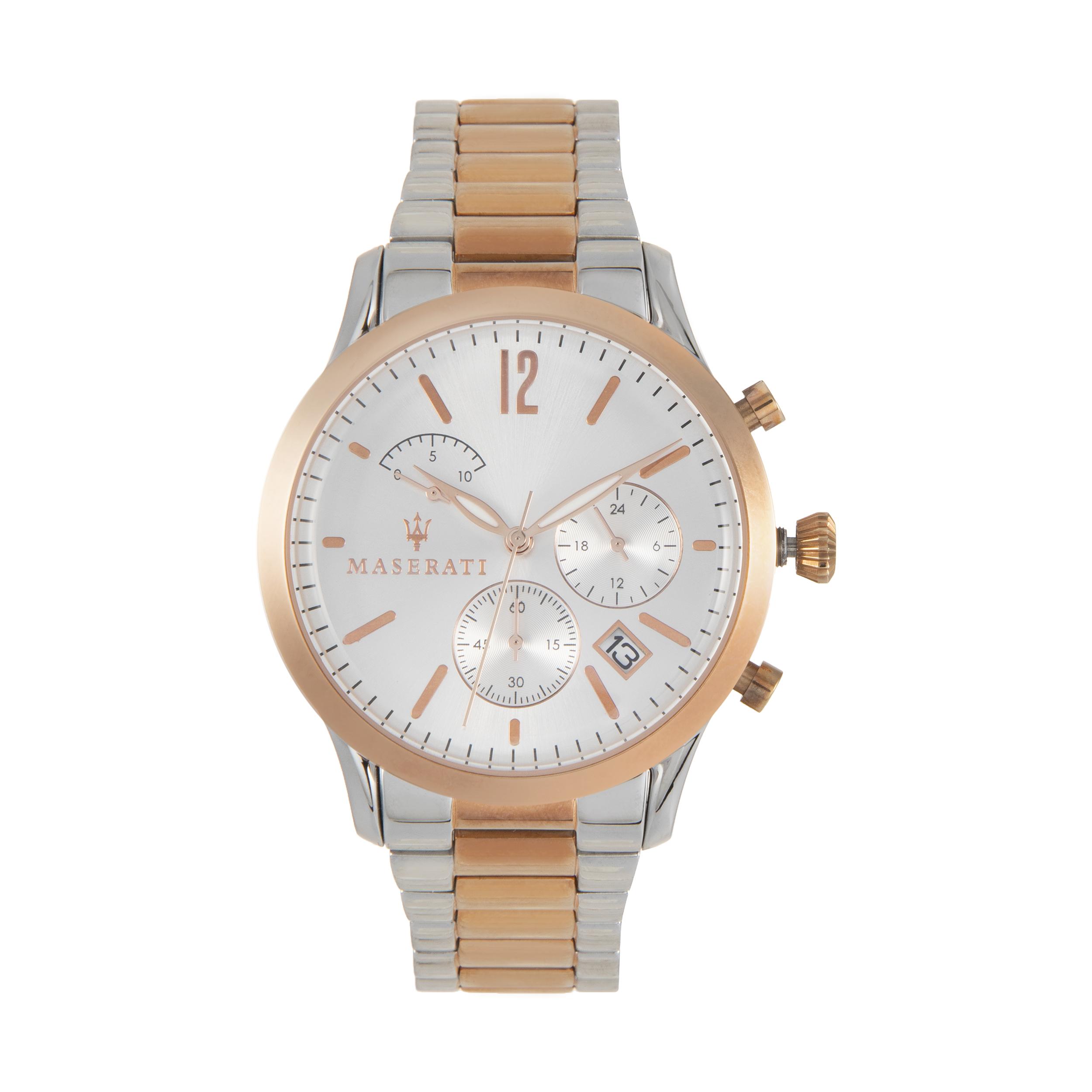 ساعت مچی عقربه ای مردانه مازراتی مدل R8873625001