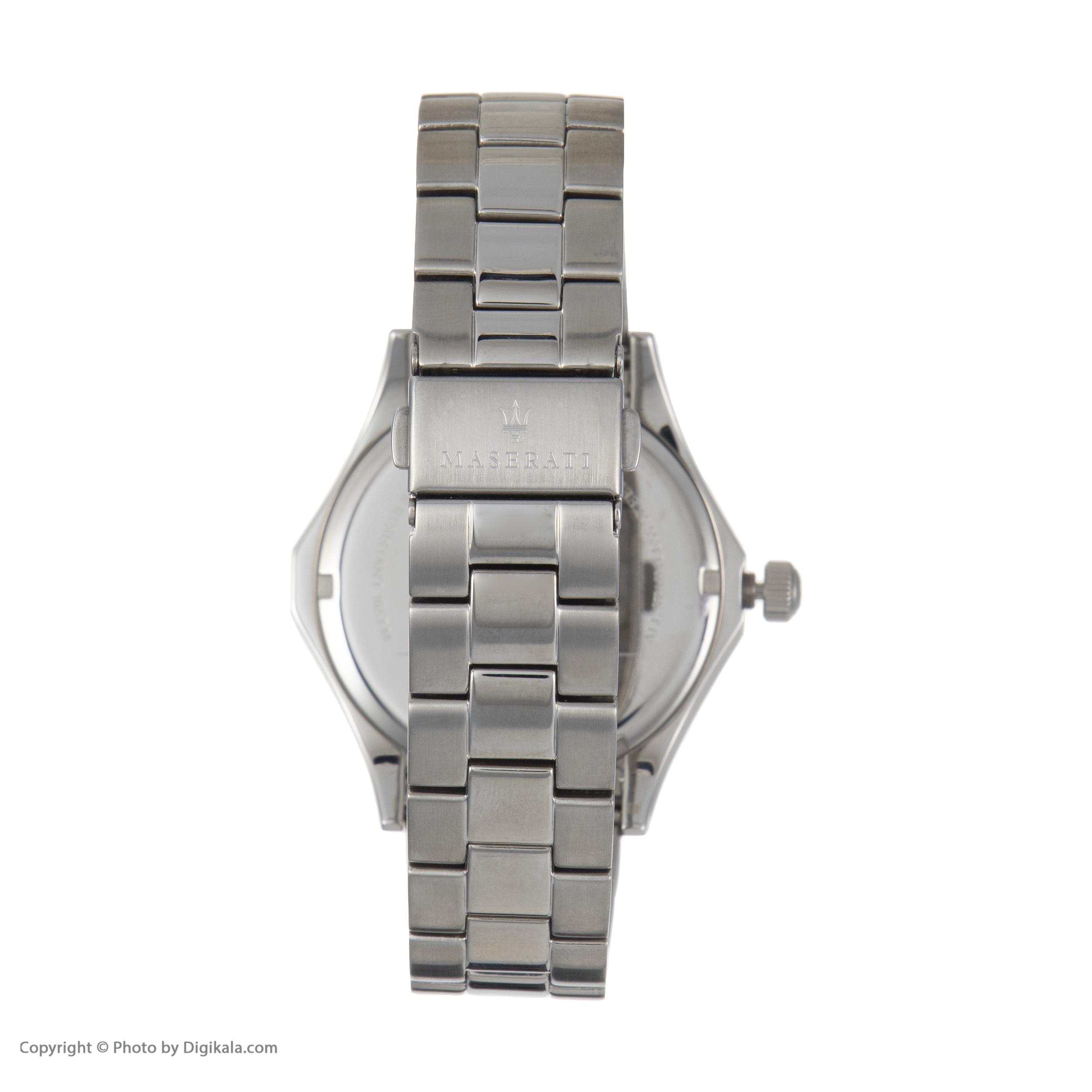 خرید                      ساعت مچی عقربه ای مردانه مازراتی مدل R8853127001