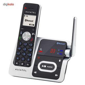 تلفن بی سیم آلکاتل مدل XP1050  Alcatel XP1050 Wireless Phone