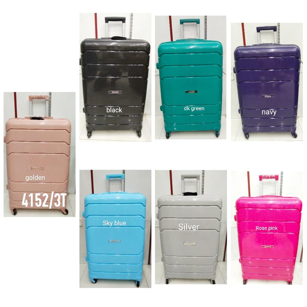 مجموعه سه عددی چمدان اسپید کد B016 main 1 14