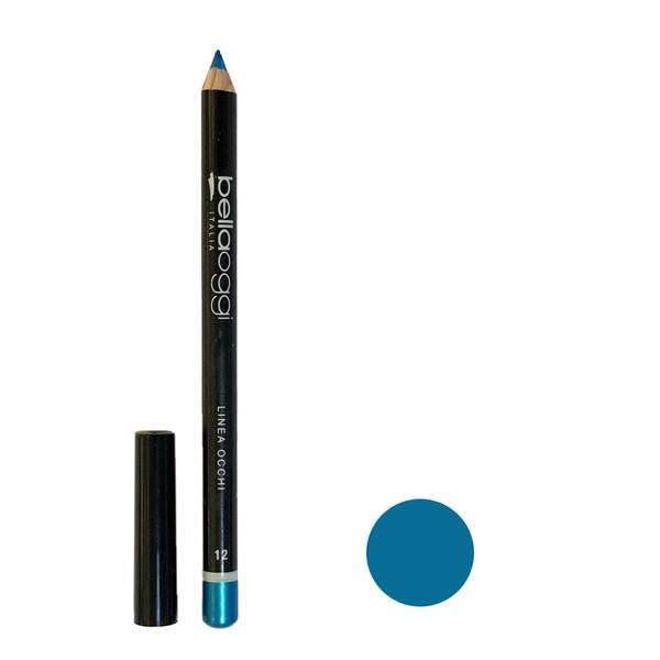 مداد چشم بلاوجی مدل linea occhi شماره 12
