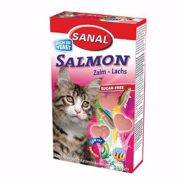 مکمل غذای گربه سانال کد SC3300 وزن 50 گرم