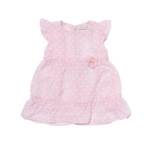 پیراهن نوزادی دخترانه فیورلا کد 2058