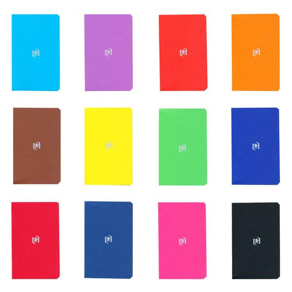 دفتر یادداشت آکسفورد مدل 0487 بسته 12 عددی