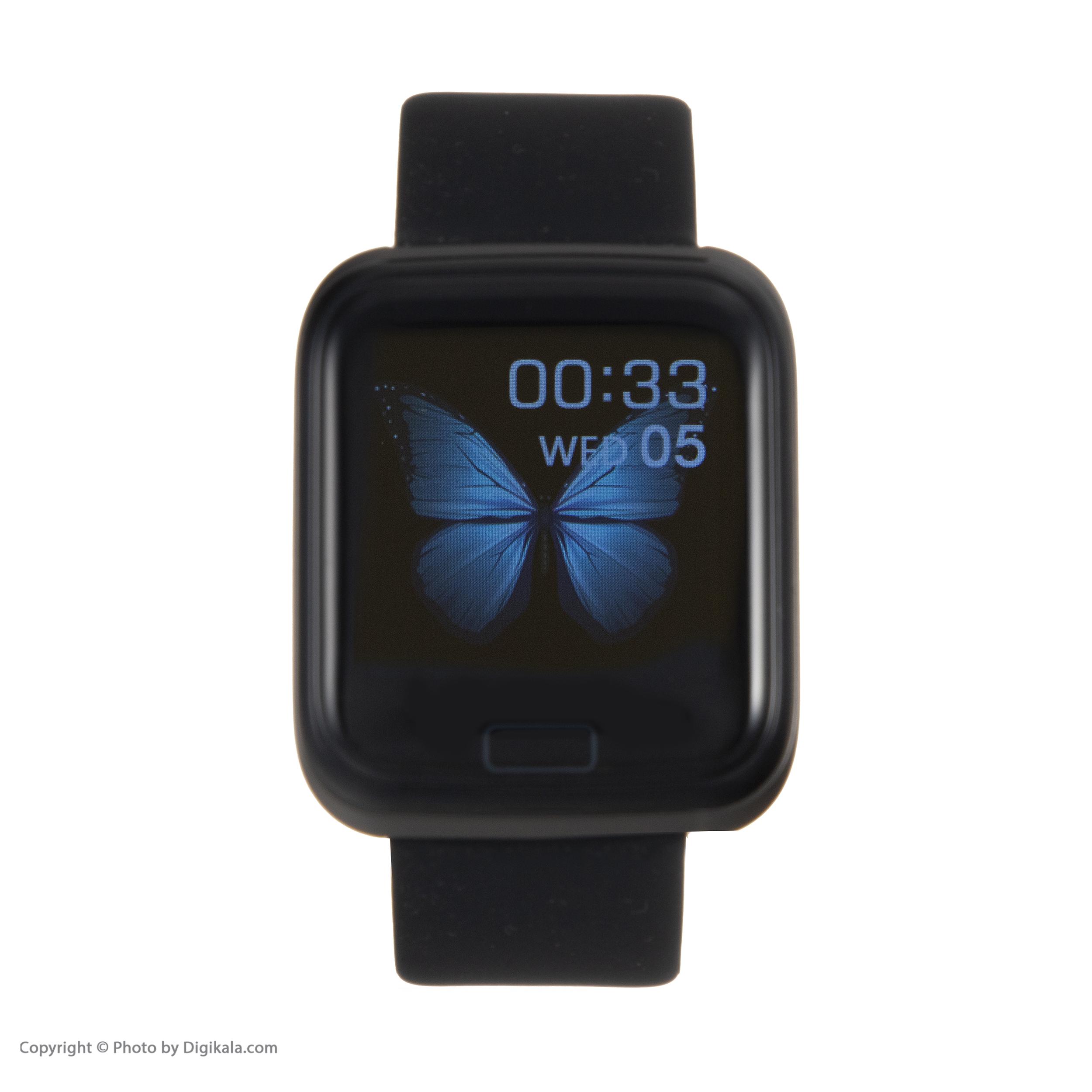 ساعت هوشمند مدل HS6620D