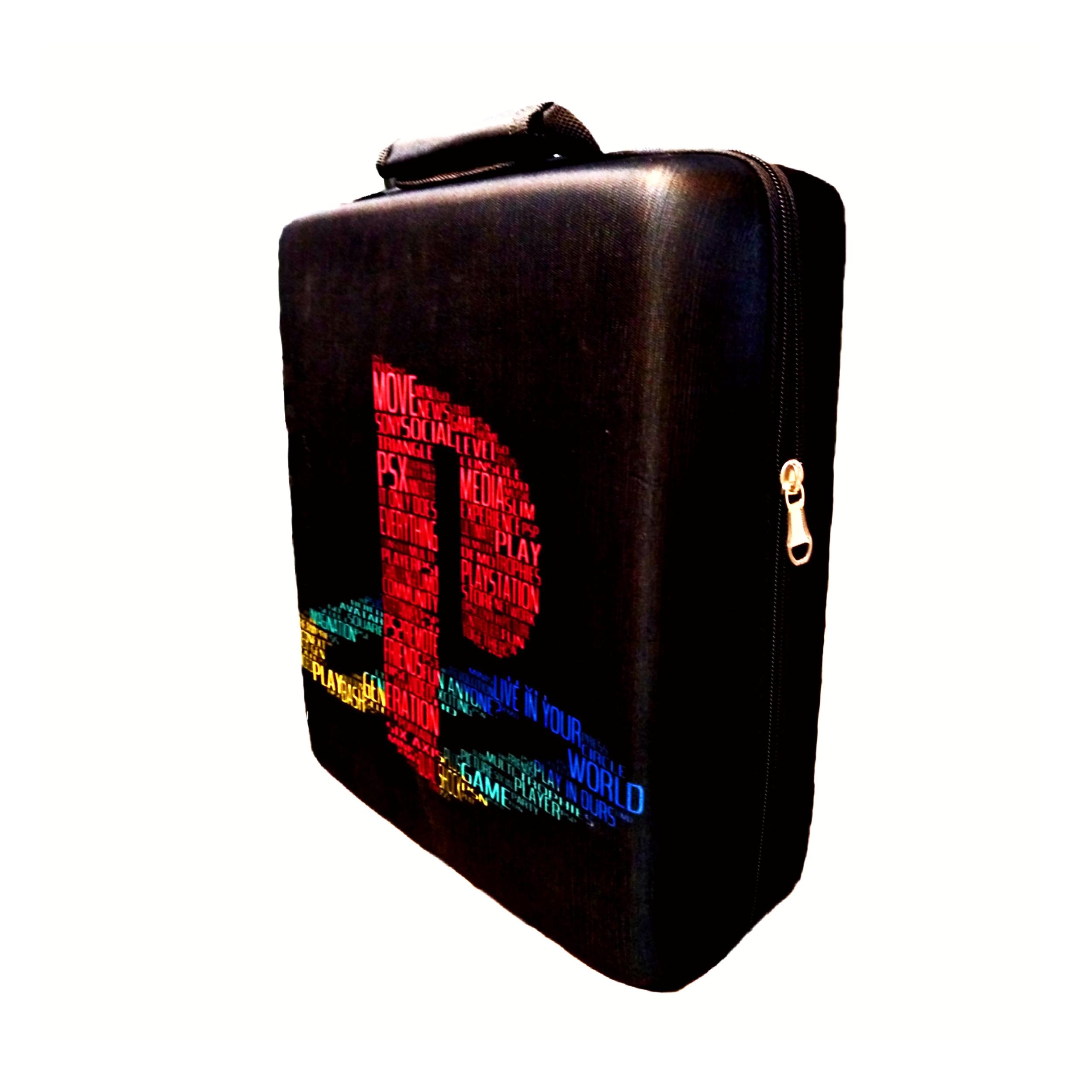 کیف حمل پلی استیشن 4 مدل Playstation کد 1025