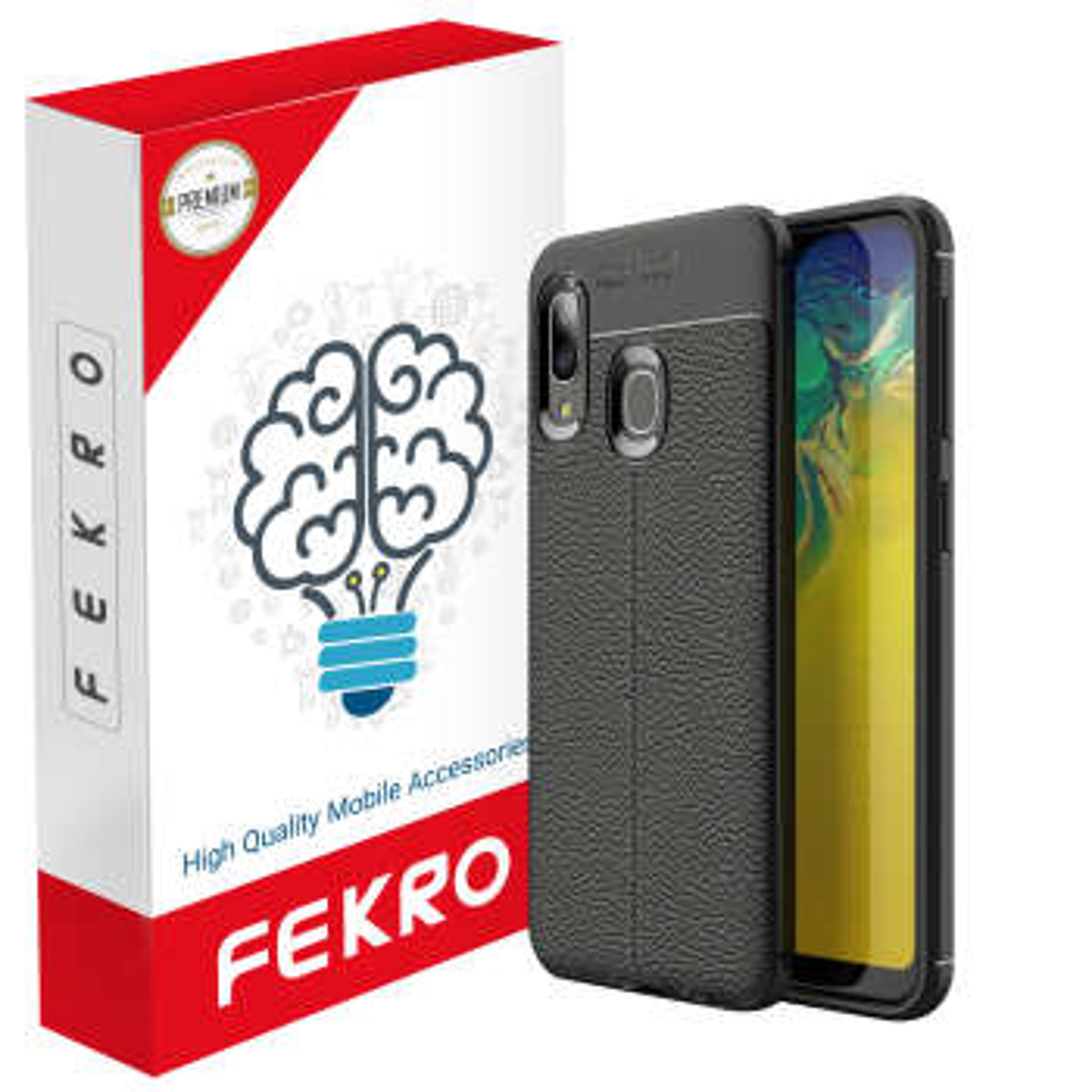کاور فکرو مدل RX01 مناسب برای گوشی موبایل سامسونگ Galaxy A20e