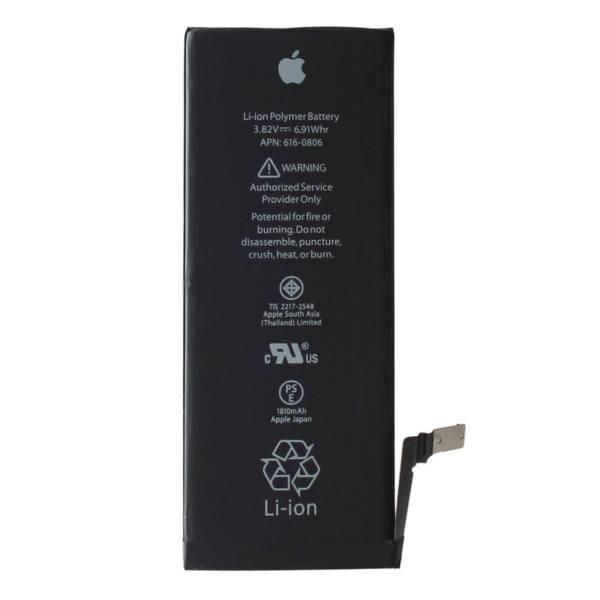 باتری  موبایل مدل APN :616-0806 ظرفیت 2250 میلی آمپر ساعت مناسب برای گوشی موبایل اپل iphone 6