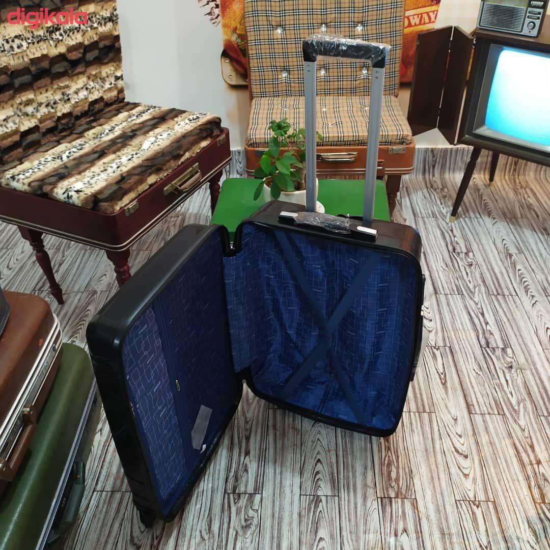 مجموعه سه عددی چمدان اسپید کد B016 main 1 18