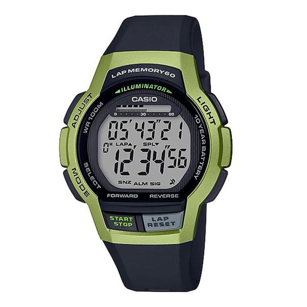 ساعت مچی دیجیتال مردانه کاسیو مدل  WS-1000h-3avdf