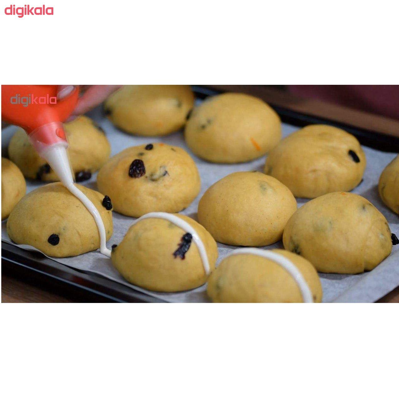 کاغذ شیرینی پزی مدل Behgaz بسته 20 عددی main 1 4