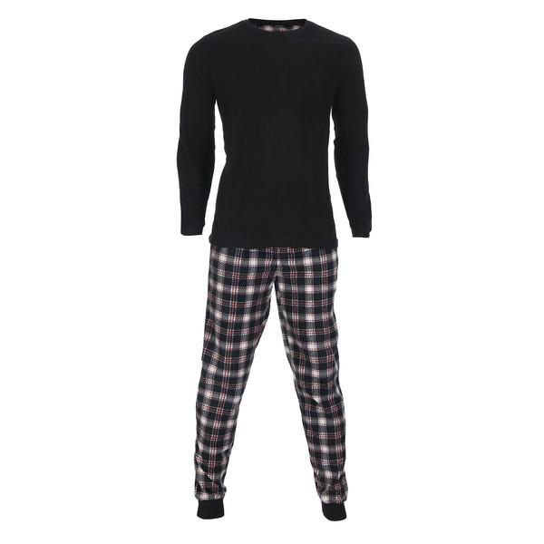 ست تی شرت و شلوار مردانه لیورجی مدل 6430