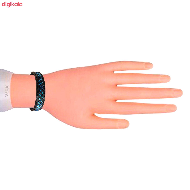 دستبند چرم وارک مدل آلما کد rb90 main 1 3