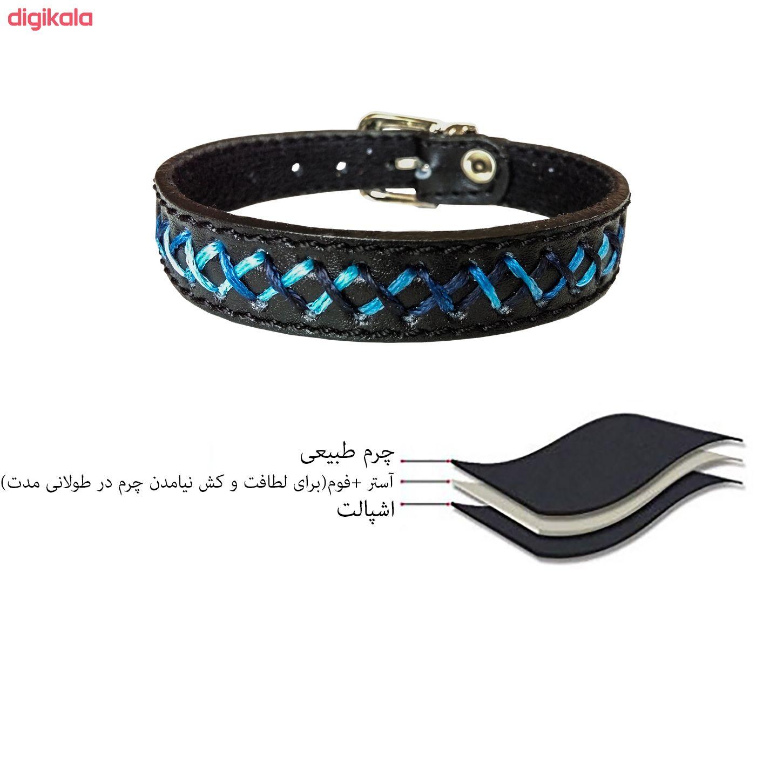 دستبند چرم وارک مدل آلما کد rb90 main 1 6