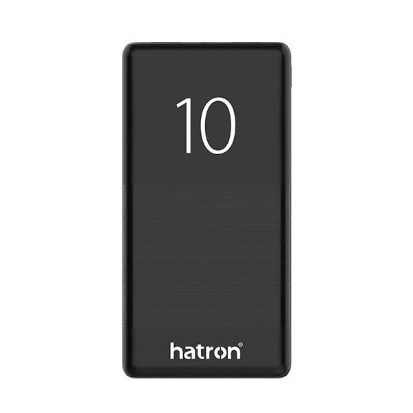 شارژر همراه هترون مدل HPB1080 ظرفیت 10000 میلی آمپر ساعت