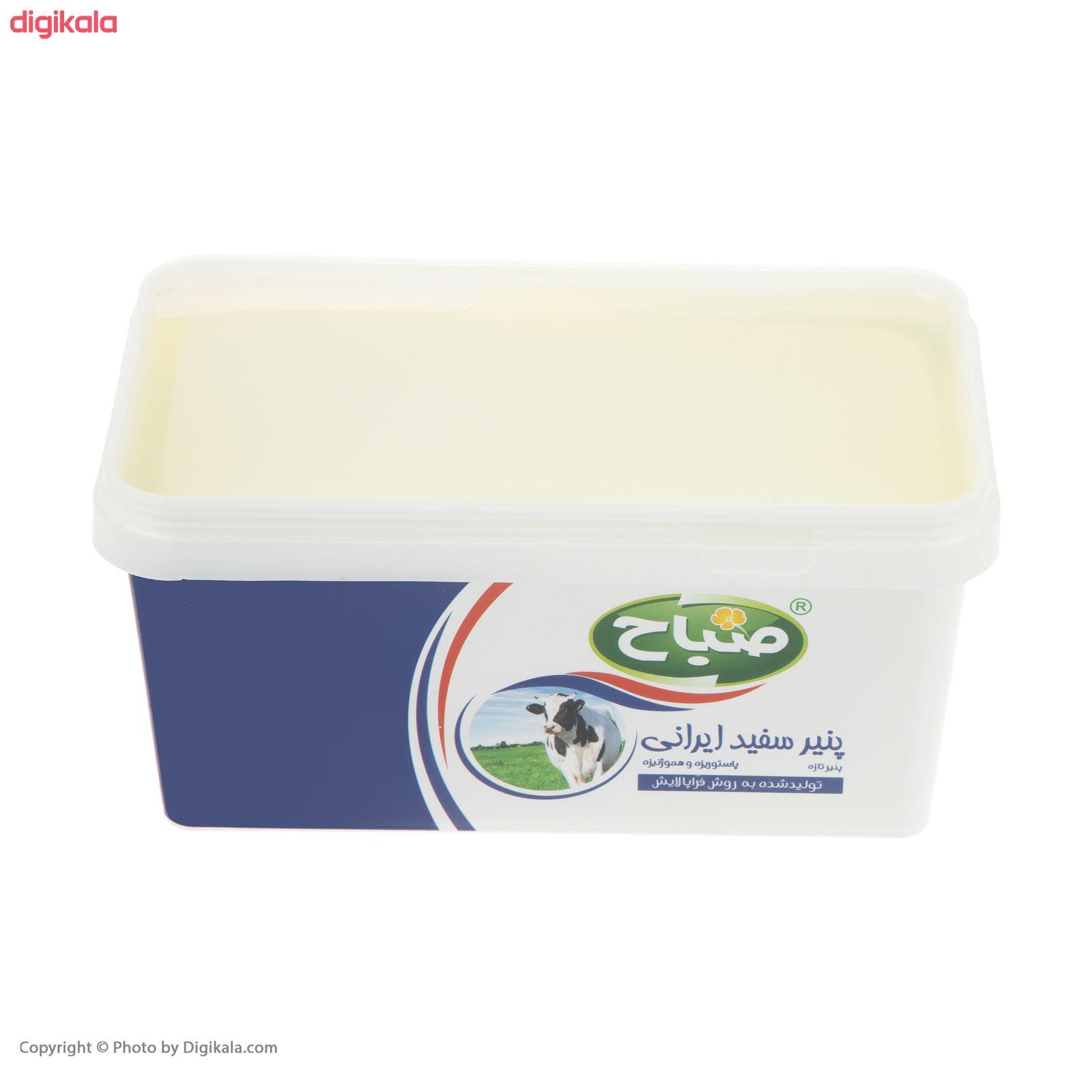 پنیر سفید صباح - 900 گرم main 1 1