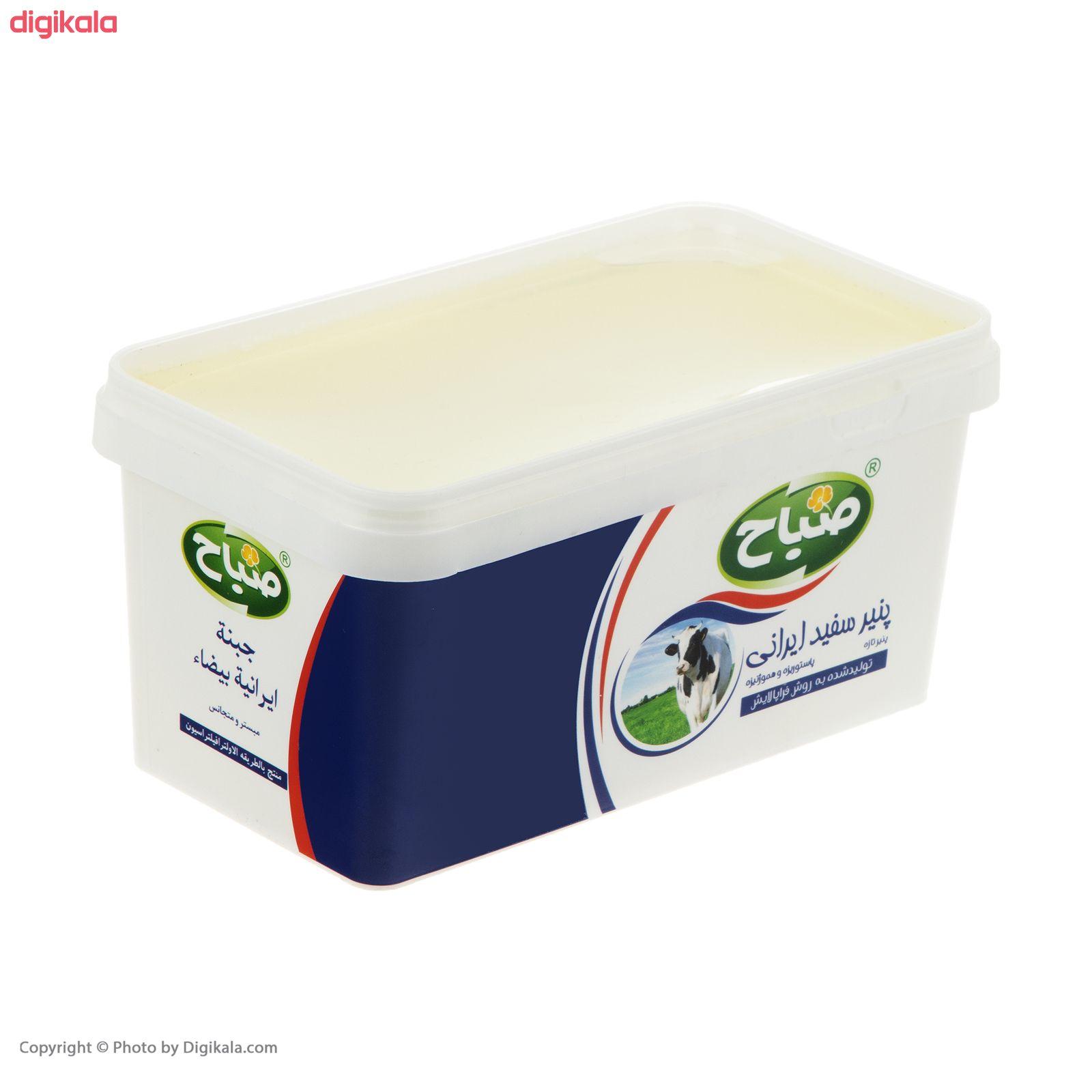 پنیر سفید صباح - 900 گرم main 1 3