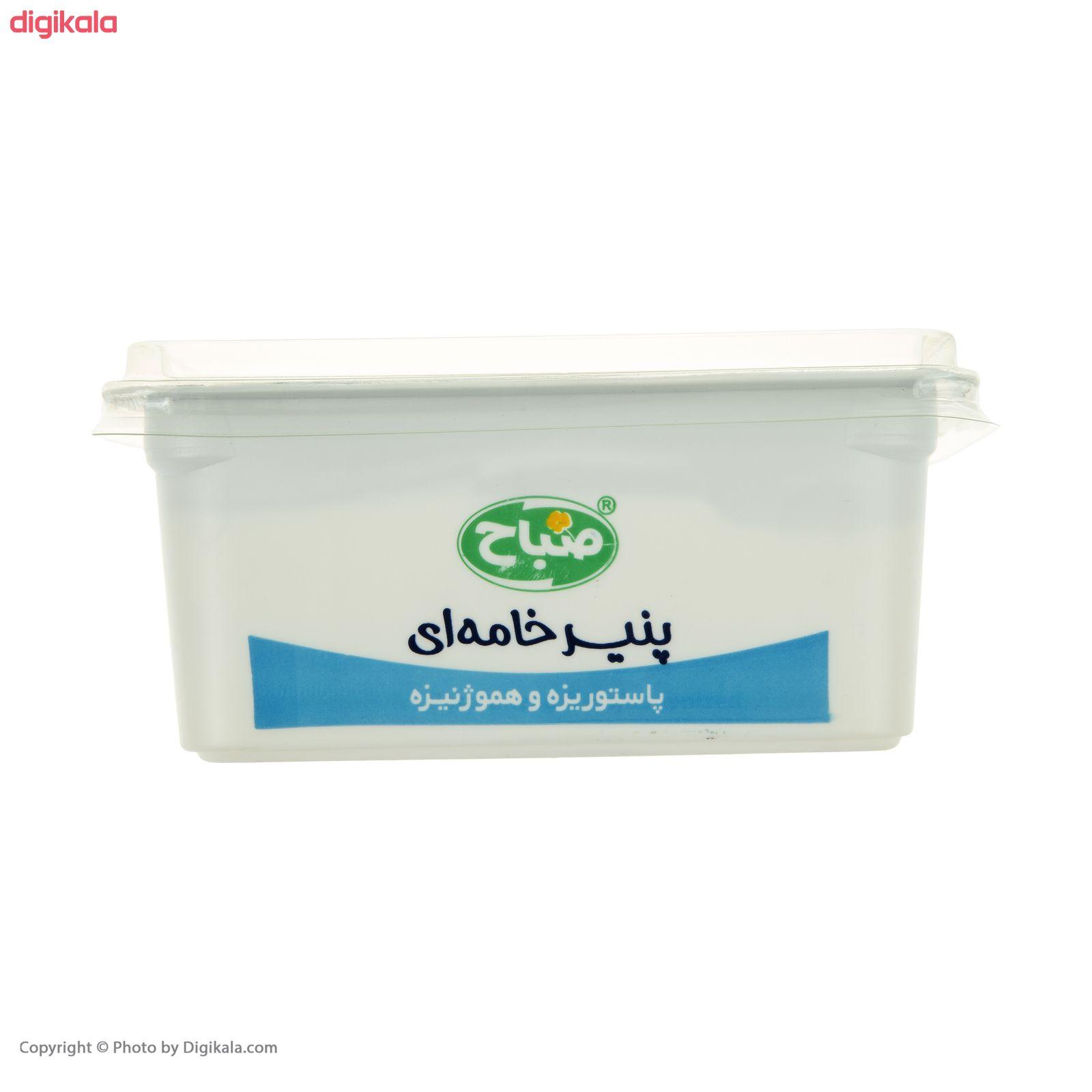 پنیر خامه ای صباح - 270 گرم  main 1 4