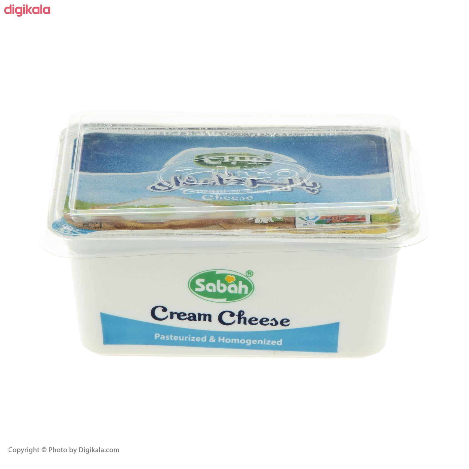 پنیر خامه ای صباح - 270 گرم  main 1 3