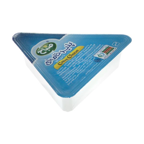 پنیر خامه ای صباح - 100 گرم