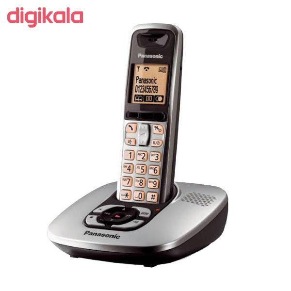 تلفن پاناسونیک مدل KX-TG6421 main 1 1