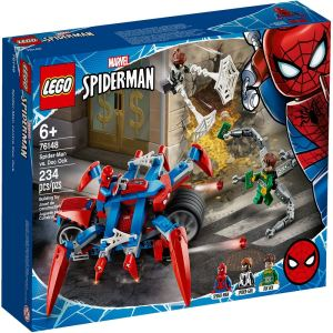 لگو سری Marvel Spider Man مدل 76148 Spider-Man vs. Doc Ock