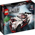 لگو سری speed مدل 76896 Nissan GT-R NISMO