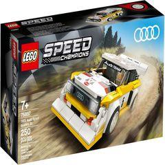 لگو سری Speed مدل 76897 Audi Sport Quattro S1