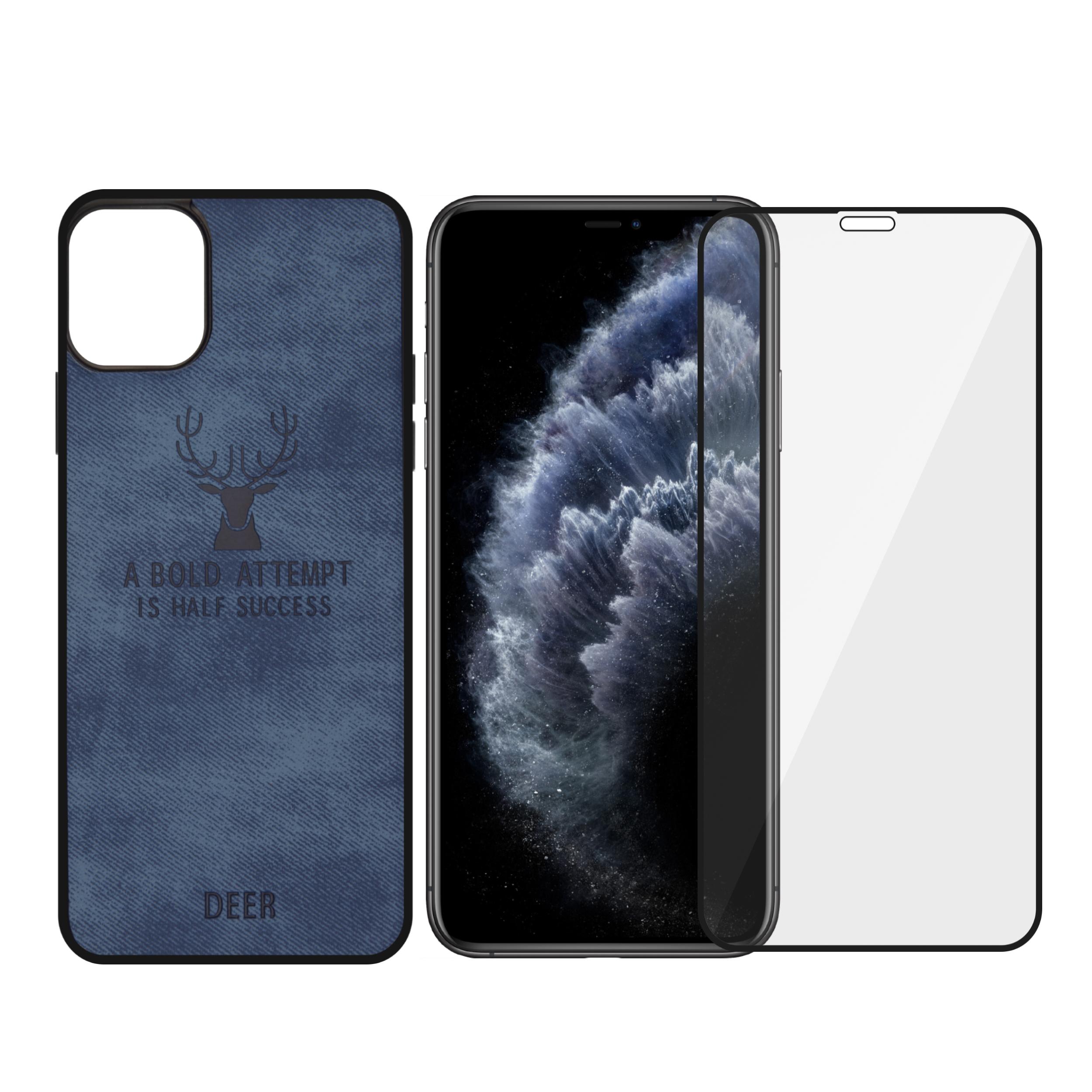 کاور سومگ مدل SMG-CG مناسب گوشی موبایل اپل iPhone 11  به همراه محافظ صفحه نمایش              ( قیمت و خرید)